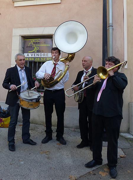 jazz à Collobrières