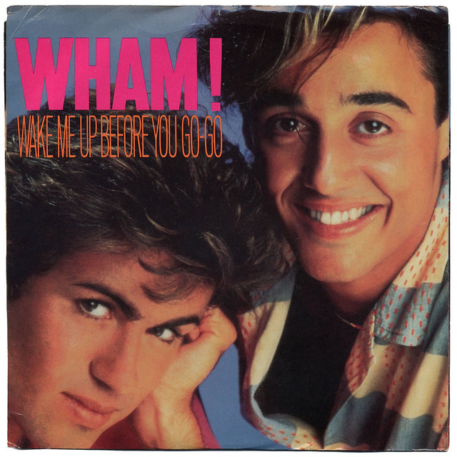 Wham: Wake Me Up Before You Go-Go, Wham!