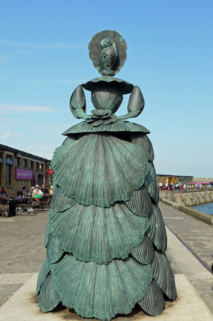 Exhibition Booth : The shell lady mrs sophie booth margate england
