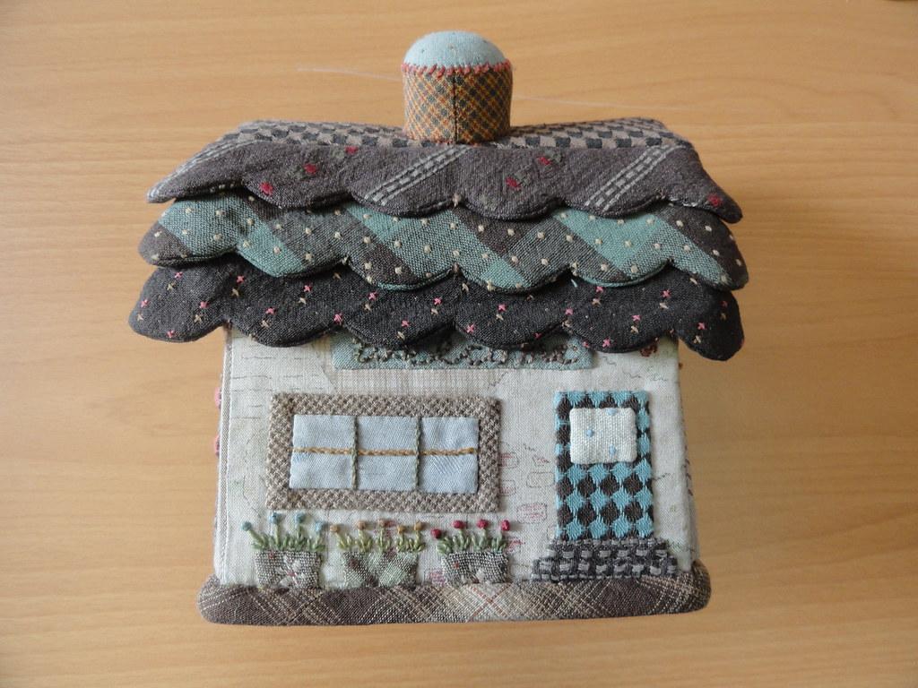 Reiko kato workshop oeqc 2012 sewing box gini flickr - Reiko kato patchwork ...