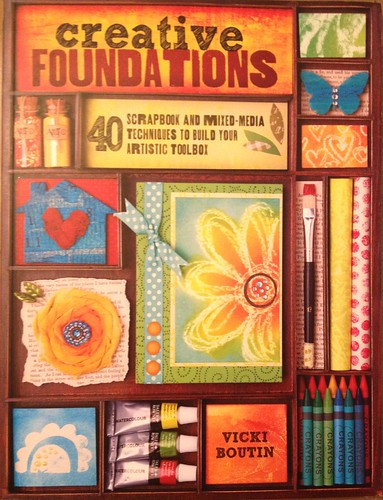 Scrap Time - Ep. 771 - Creative Foundations by Vicki Boutin | by Shopping Diva