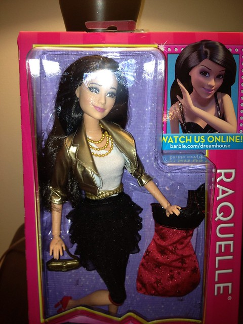 Barbie Life In The Dreamhouse Teresa And Raquelle Arrived Today Flickr Photo Sharing