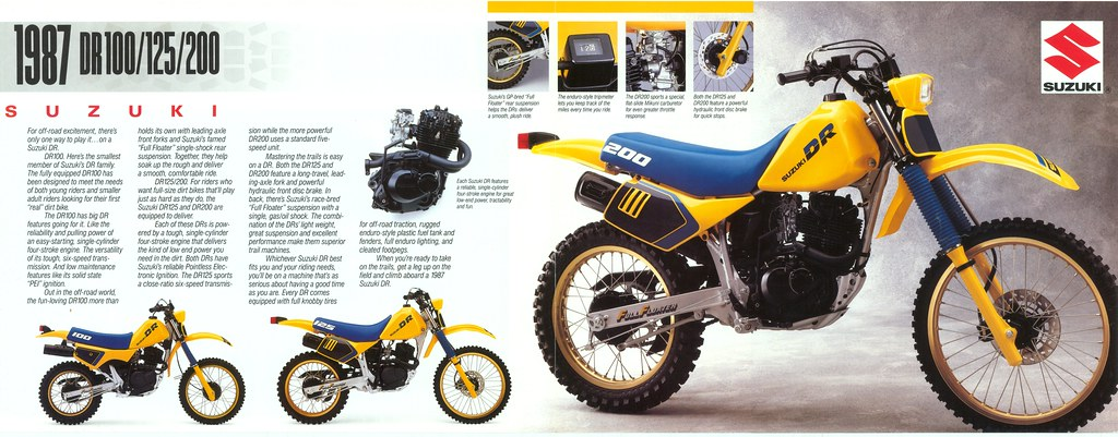 Suzuki Scarburetor