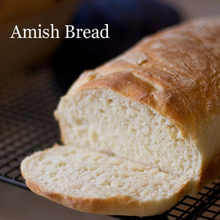 Yummy homemade Amish Bread