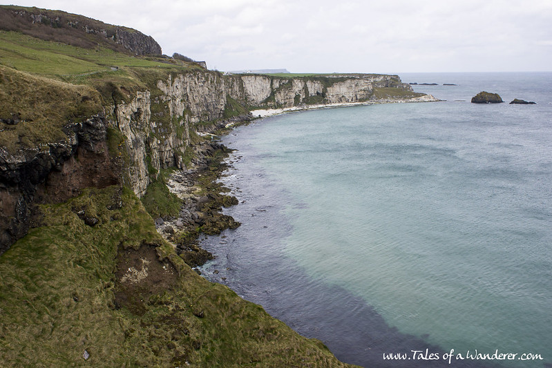 BALLINTOY - Larry Bane Bay / Carrick-a-Rede Rope Bridge