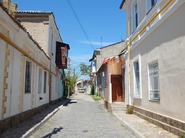 улица в малом иерусалиме