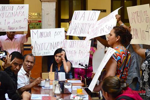 Denuncia ex candidata del PT agresiones y persecución política por parte del PRD