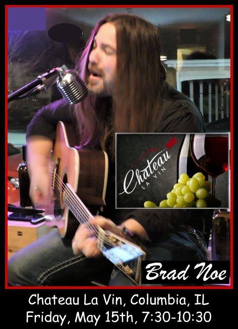 Brad Noe 5-15-15