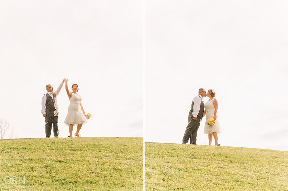 Lou + Greg - Wedding