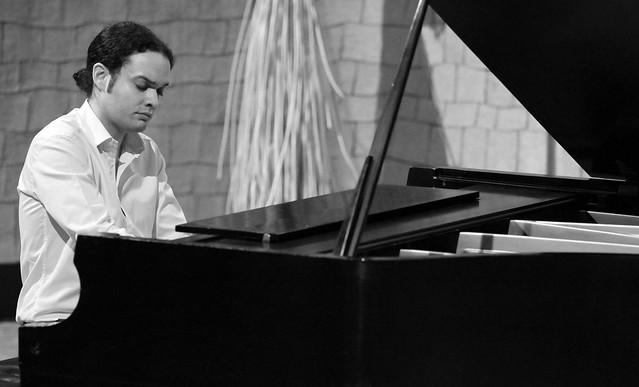 """CONCIERTO DE MARIO MORLA, PIANO - AUDITORIO """"ÁNGEL BARJA"""" 25.05.15"""