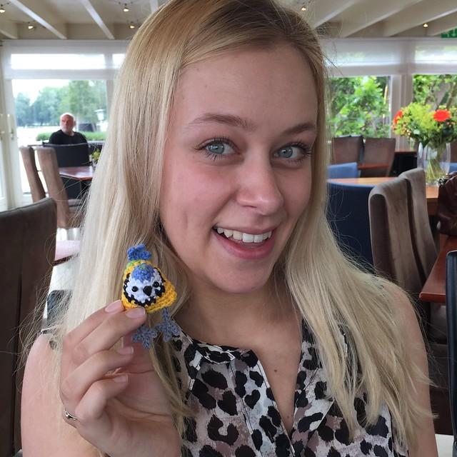 Scheepjes Bloggers' Weekend June 2015 - Crafts from the Cwtch