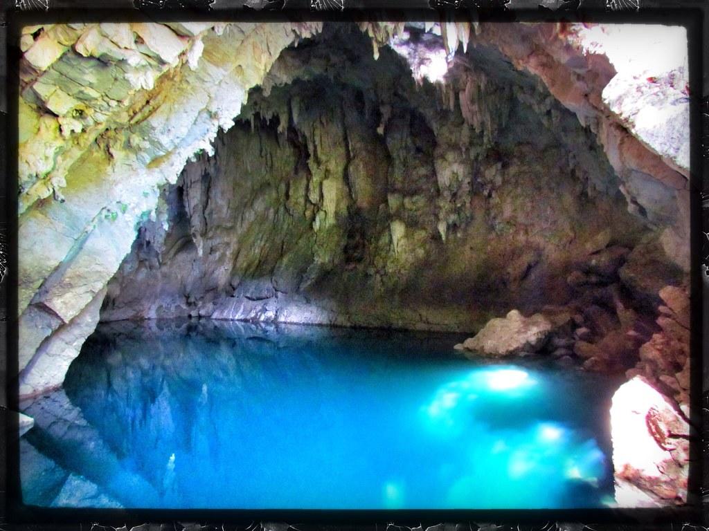 Cueva Del Agua R 237 O Tampa 243 N Huasteca Potosina Ppitox