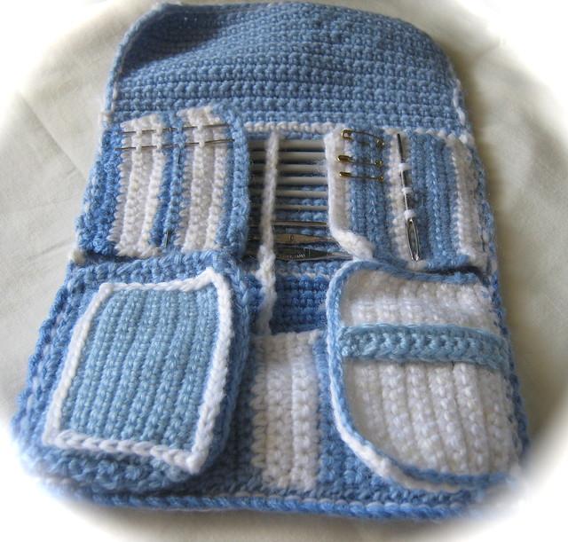 Crochet Hook Case Flickr - Photo Sharing!