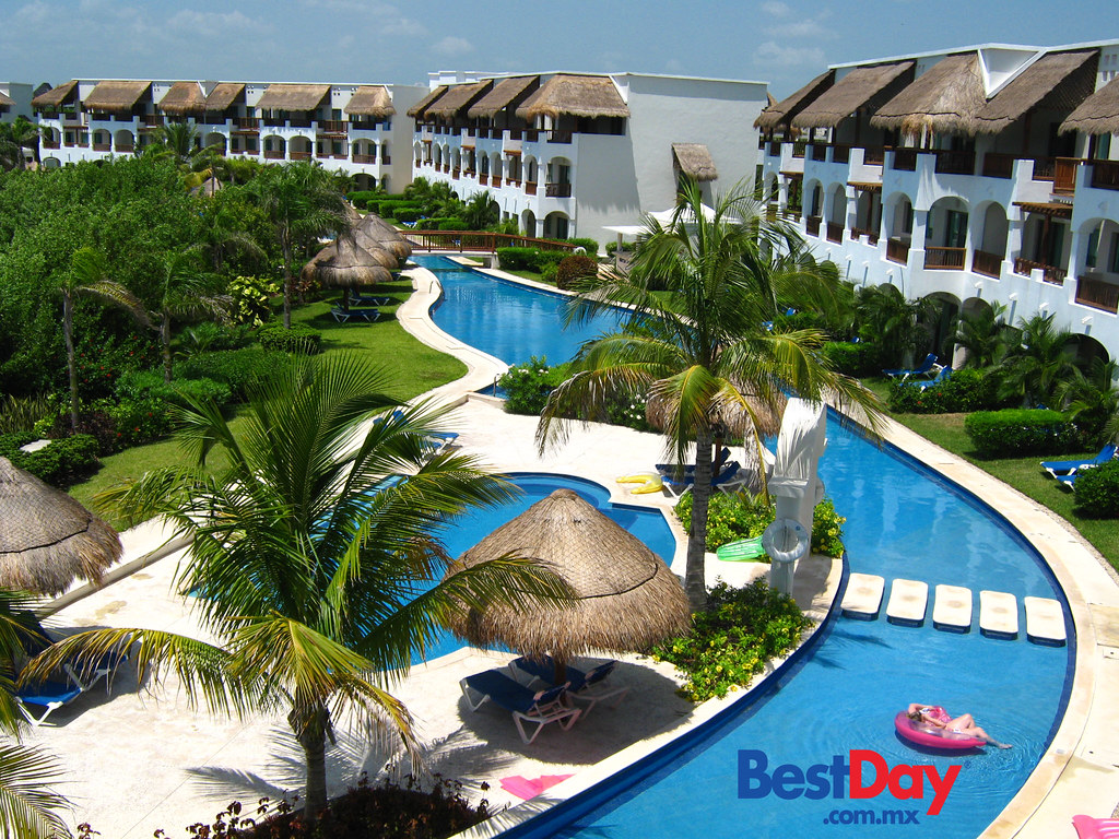 Hotel Valentin Imperial Riviera Maya En BestDayenvivo