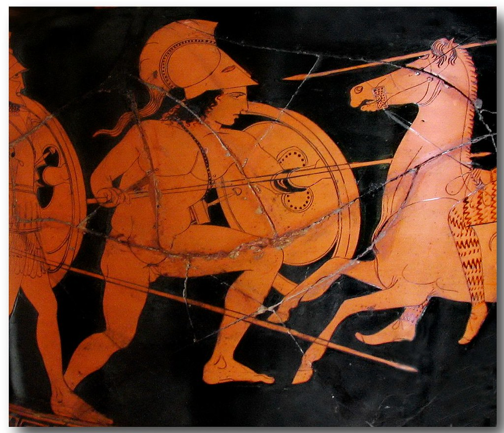 Ancient greek pottery decoration 32 hans ollermann flickr for Ancient greek pottery decoration