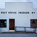 Freedom, Wyoming Post Office