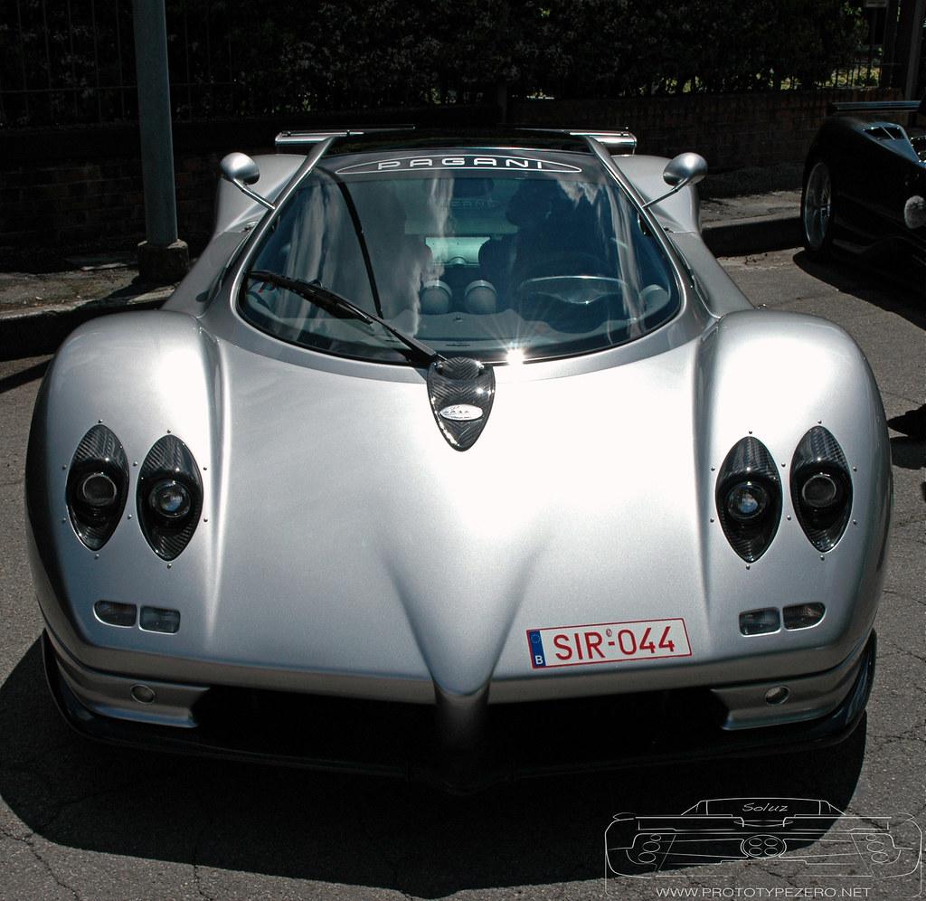 Pagani Zonda 760 Lh: 2013 760 764 Cinque Coupé EVO F