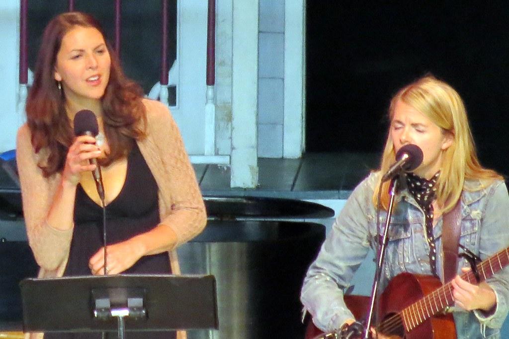 Heather Masse And Aoife O Donovan A Prairie Home