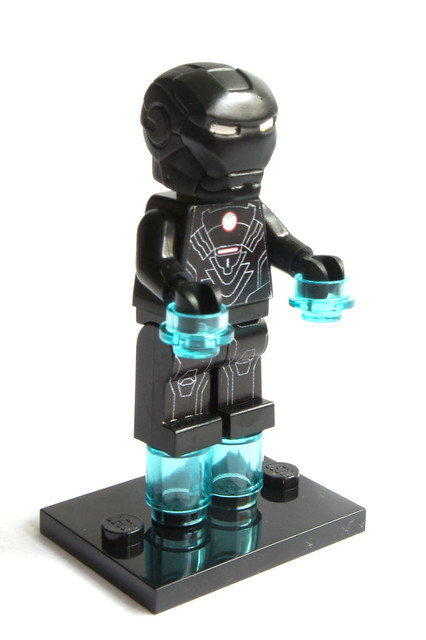 Lego Customize Iron Man Mark 16, Nightclub | Flickr ...
