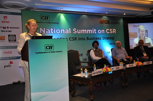National Summit on CSR | by UNDP in India