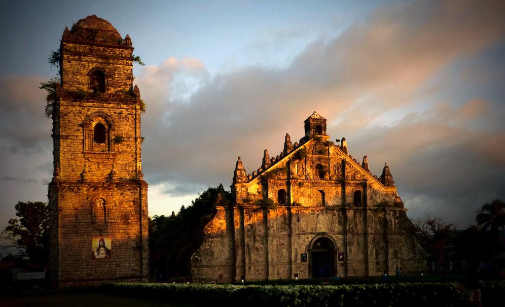 Saint Augustine Church.Paoay.   (Spanish: Iglesia de San Agu…   Flickr