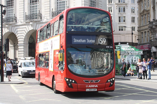 Arriva London South DW246 LJ59AAK