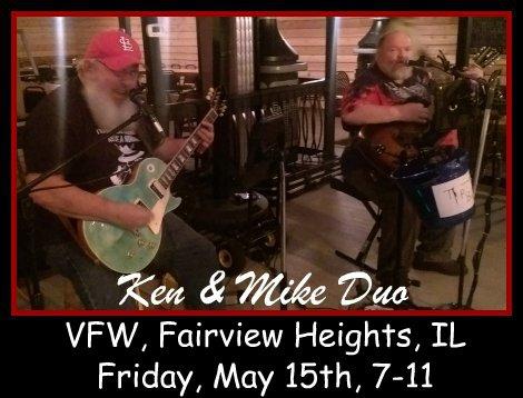 Ken & Mike Duo 5-15-15