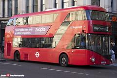 Wrightbus NBFL - LTZ 1259 - LT259 - Stagecoach - Trafalgar Square 15 - London - 150512 - Steven Gray - IMG_0445