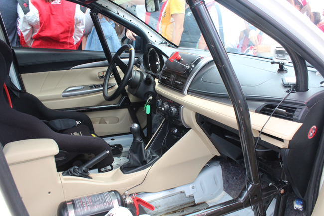 car interior vios cup 2