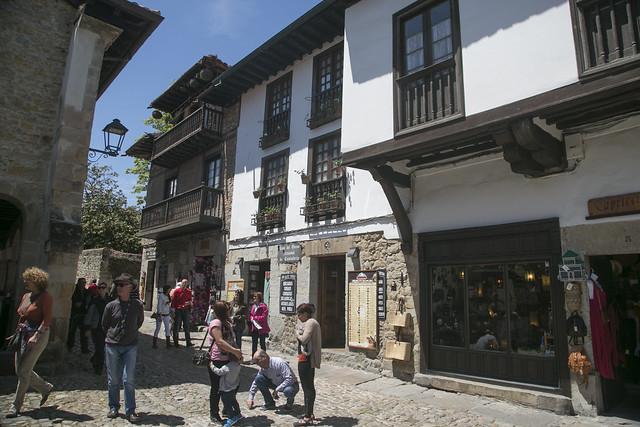 Santilla del Mar, Cantabria