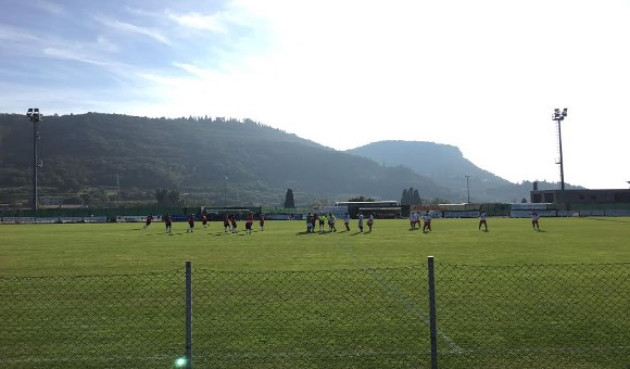 Promozione, Garda - Polisportiva Virtus 3-2: reazione tardiva