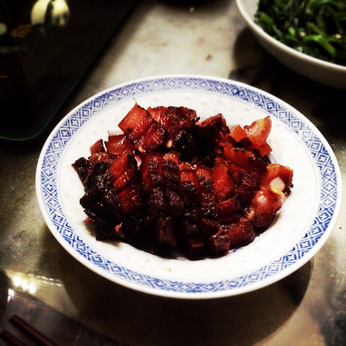 chinese, chinese bacon, Cured, Lap Yuk, Pork Belly, preserved meat, preserved sausage, recipe, steamed, 蒸, 臘肉,
