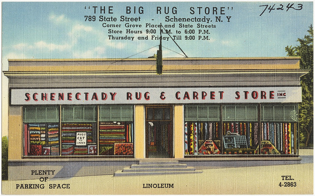 The Big Rug Store 789 State Street Schenectady N Y Flickr Photo Sharing
