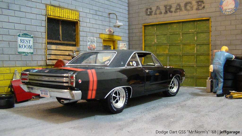 """Dodge Dart GSS """"Mr.Norm's"""" '68 