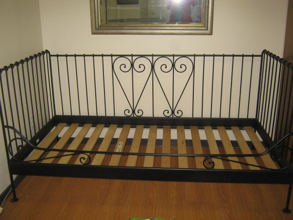 Ikea twin daybed& mattress u2013$60 rwithers Flickr