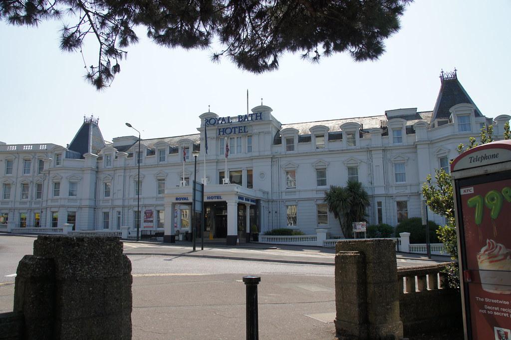 The Royal Hotel Skegneb Menu