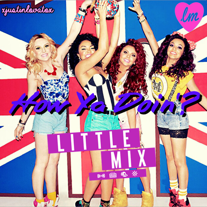 CBBC Friday Download | Little Mix Wiki | FANDOM powered by