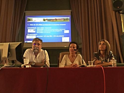 Erasmus + IES LAUDIO Jornadas de seguimiento KA2 - Asociaciones Estratégicas solo entre centros escolares @sepiegob