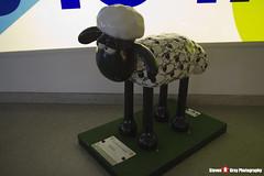 COUNTING SHEEP No.31 - Shaun The Sheep - Shaun in the City - London - 150512 - Steven Gray - IMG_0608
