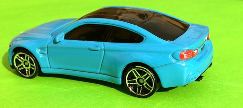 Hot Wheels - BMW M4