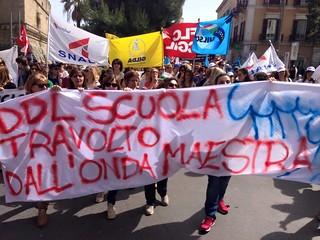 Manifestazione a Bari6