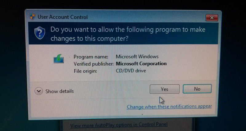 how to install windows 10 step 4