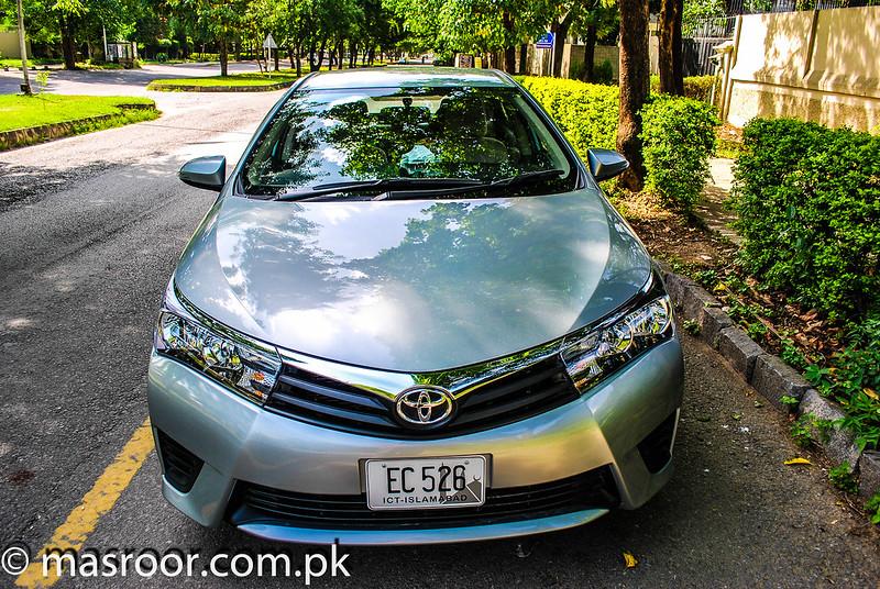 11th Generation Toyota Corolla Pakistan - 17451013694 19500fc29c c
