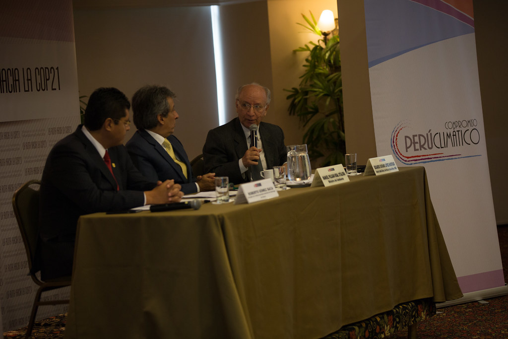 Peru Compromisos Perú Compromiso Climático