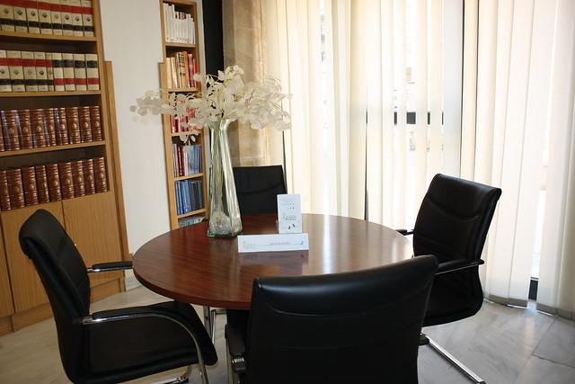 Nueva sala de reuniones de Tierra Coworking