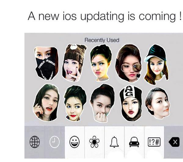X-tin Lim Emoji