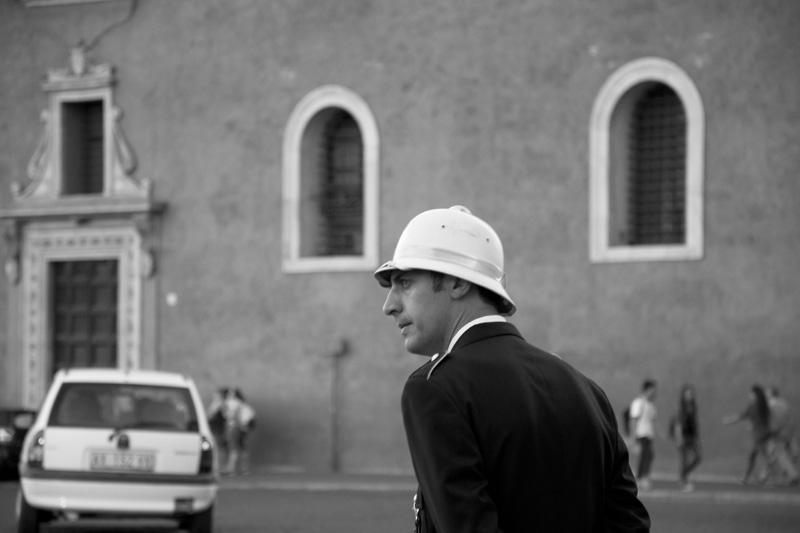 Rome - Vigile urbano