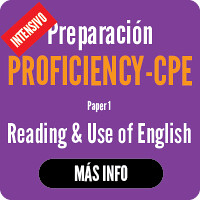 CAMBRIDGE intensives CPE Reading