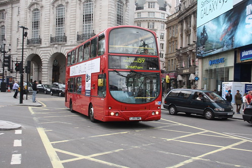 Arriva London South DW120 LJ05BMZ