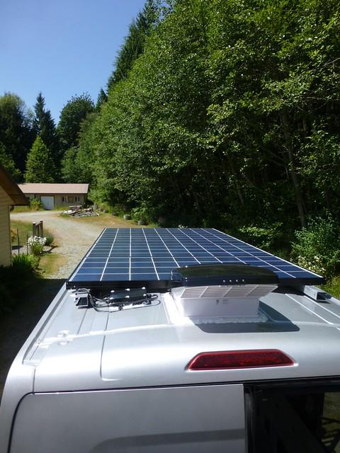 Solar Panels Flexible Vs Rigid Page 6 Ford Transit